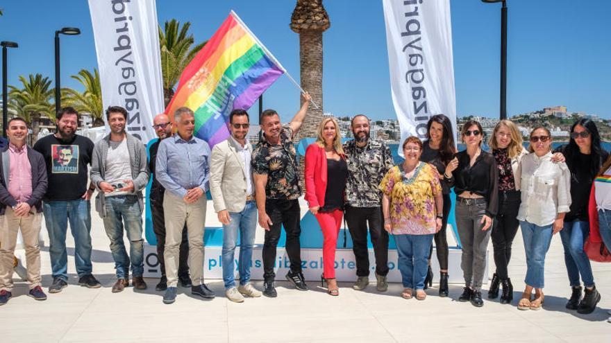 Boris Izaguirre y Topacio Fresh participarán en la quinta edición del Ibiza Gay Pride