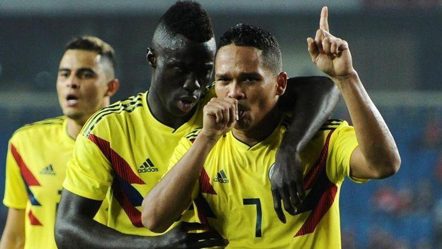 Bacca, en la preselección de Colombia para la Copa América 2019