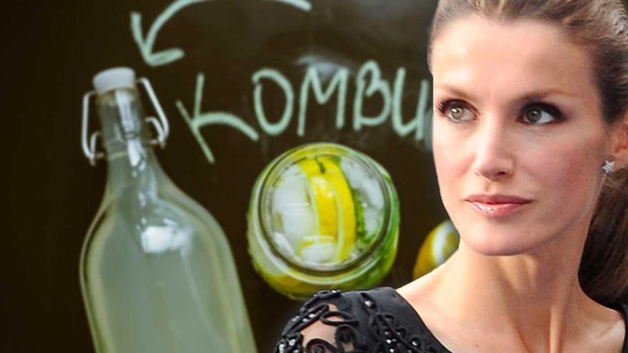 Mito y verdad de la kombucha, la supuesta bebida de la reina
