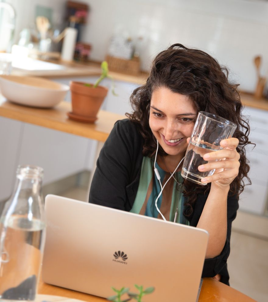 Los clientes de Aguas Medita han consumido 250.000 botellas de plástico menos en 2020.
