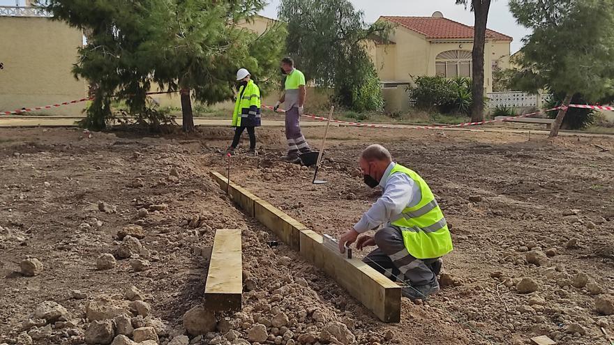 San Fulgencio contará con 68 huertos urbanos en las urbanizaciones para autoabastecimiento