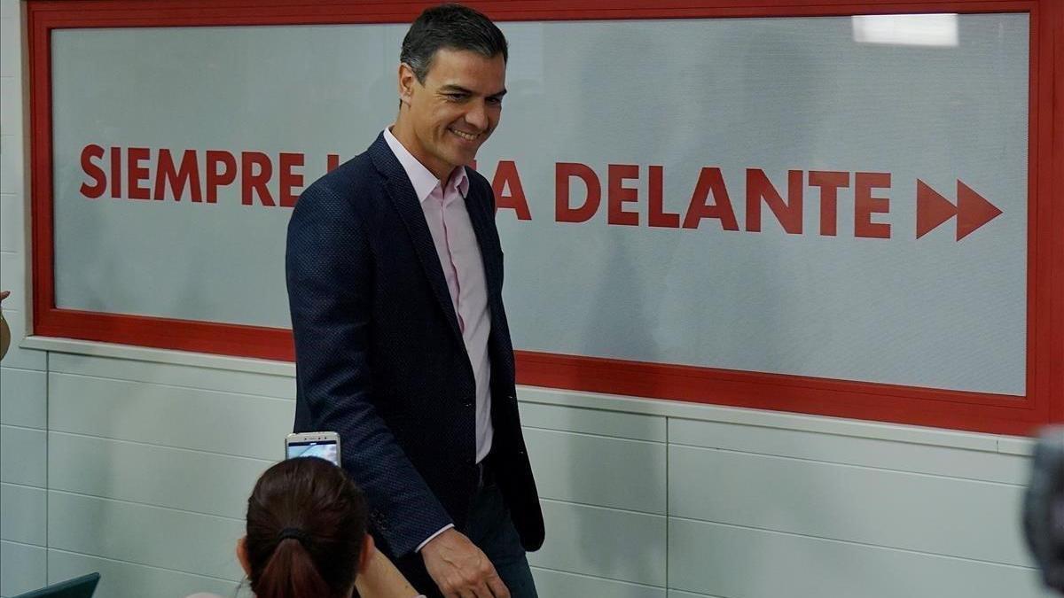 El PSOE acusa a Iglesias de enrocarse con la vicepresidencia