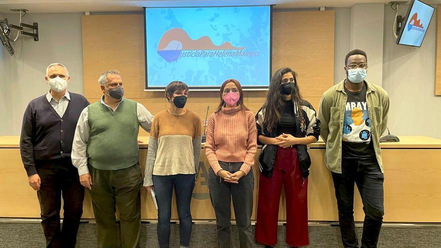 """La activista Helena Maleno denuncia su """"violenta expulsión"""" de Marruecos"""