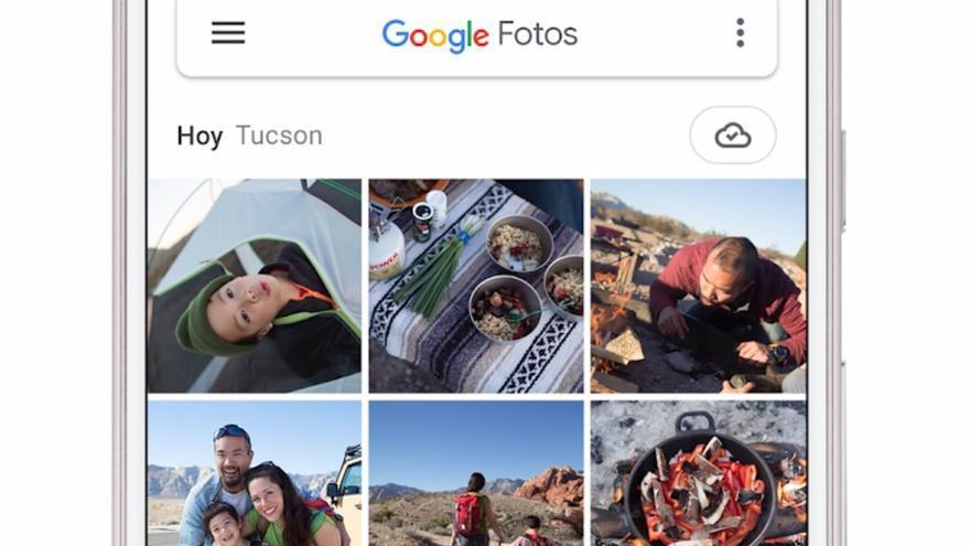 Google crea un filtro que permitirá buscar fotos de personas concretas