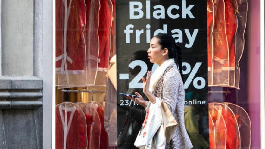 El Black Friday generará 6.300 contratos en Canarias
