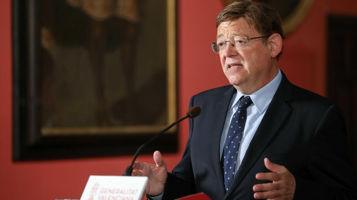 El president de la Generalitat no descarta mantener restricciones