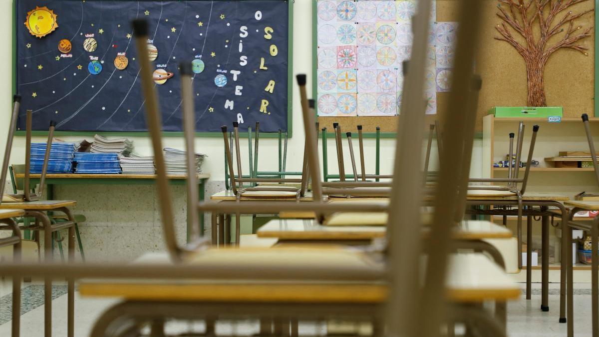 La Comunitat Valenciana recibe 214 millones del fondo covid para educación