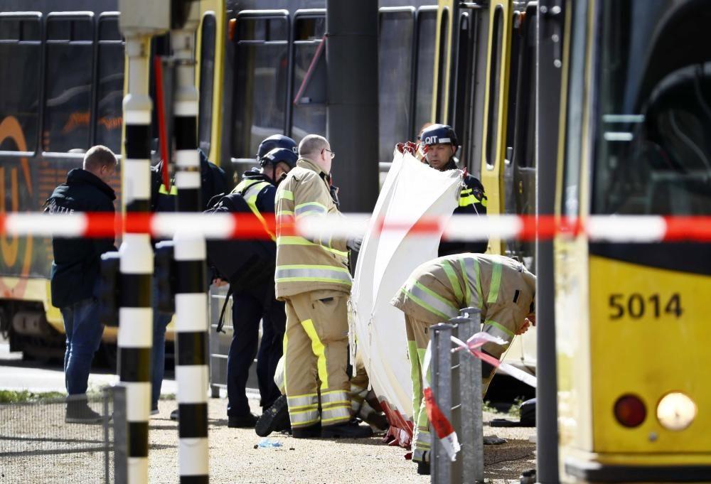 La Policía considera el tiroteo de Utrecht como ...