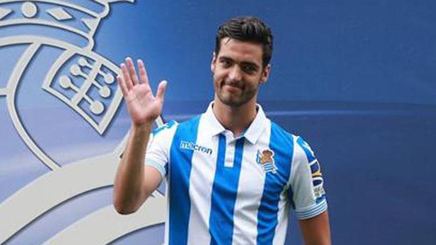 Mikel Merino, el favorito de Koeman para el Barça