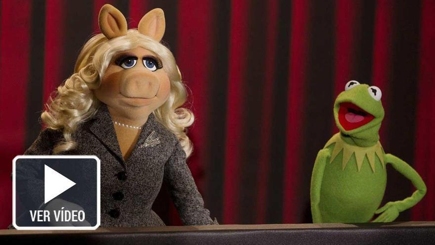 Vuelven los teleñecos: Disney estrenará 'Más Muppets que nunca' el 6 de noviembre