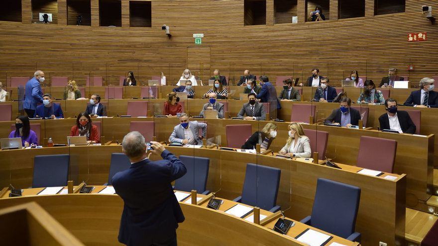 Las Cortes amplían el voto telemático tras detectar 80 casos de covid entre afectados y contactos