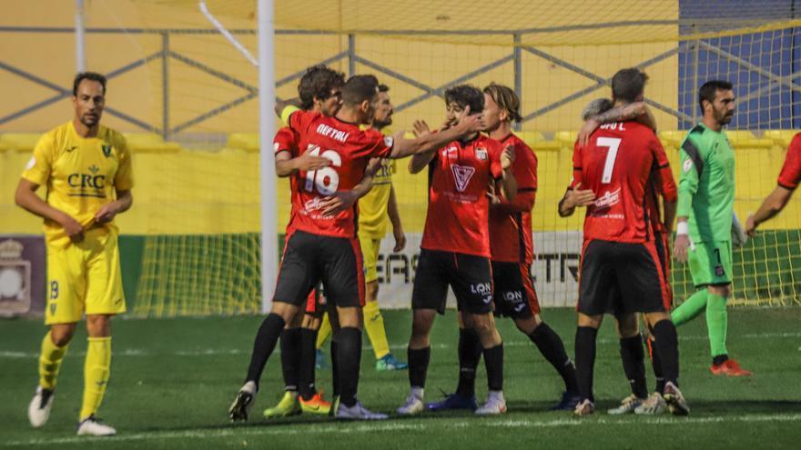 La Nucía examina su buen momento ante el Peña Deportiva