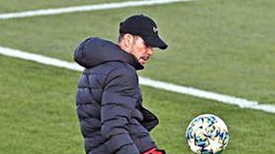 El Atlético recibe al Bayer Leverkusen sin Joao Félix