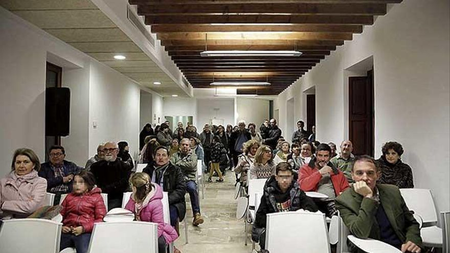 Homenajes en Raixa por la Festa de l'Oliva
