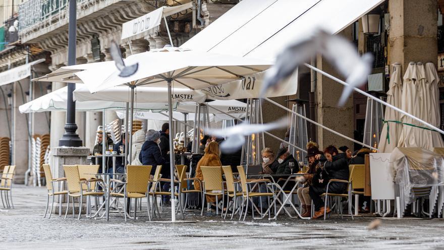 Veintiún municipios de Castilla y León, con el interior hostelería cerrada hasta 19 abril