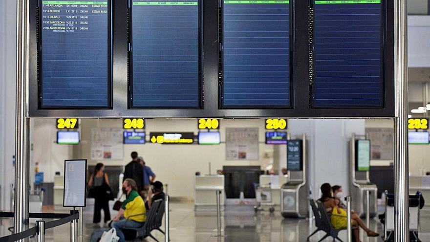 Andalucía cerró 2020 con una caída del turismo extranjero del 77,5%