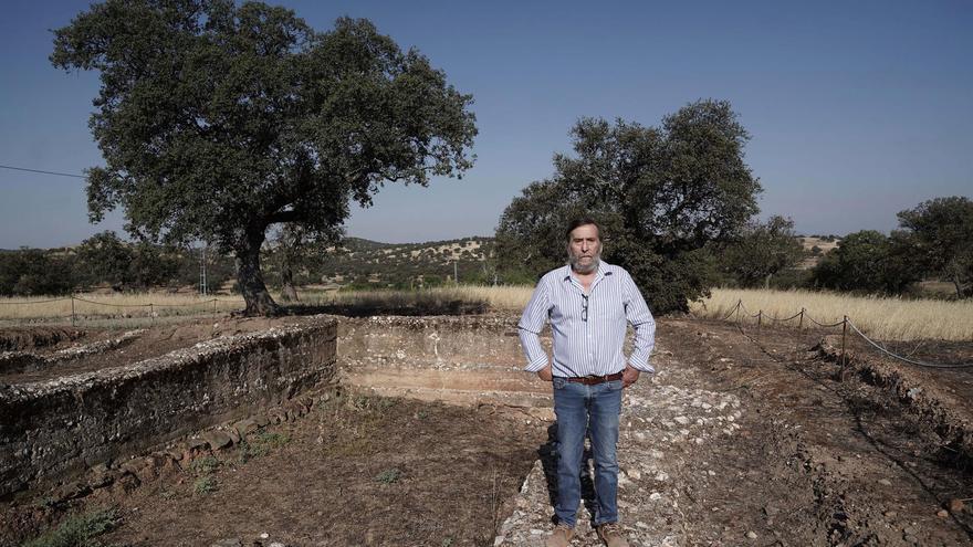 Solia, en El Guijo, la ciudad que espera a que aflore su gran pasado minero