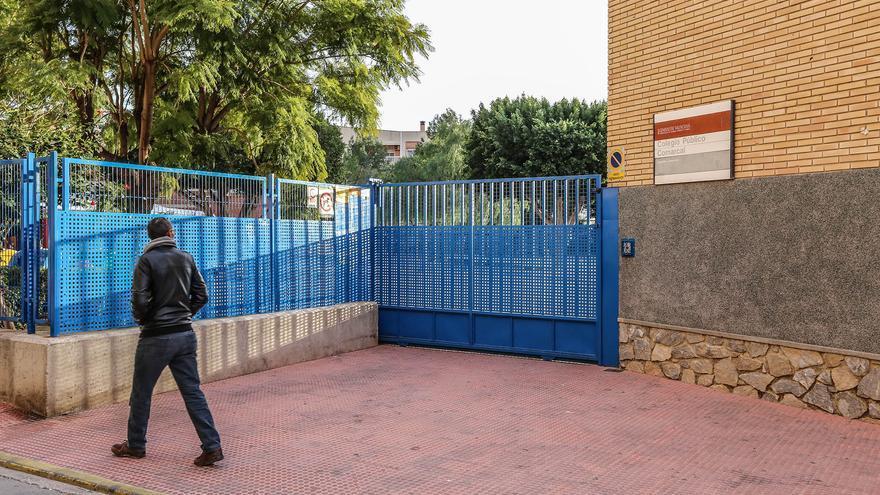 Redován acondicionará un antiguo gimnasio municipal para acoger a los alumnos del Colegio Sagrados Corazones