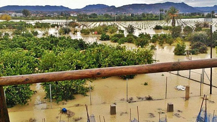 Autorizan la presa en la rambla de Tabala que evitará las riadas