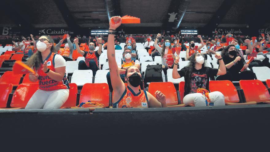 Valencia Basket podrá contar con 6400 abonados frente al Real Madrid
