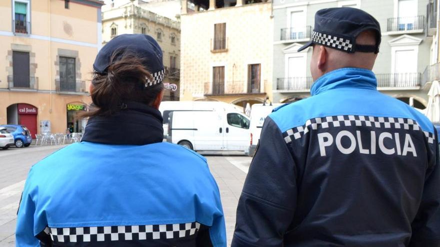 26 agents de policia de l'Anoia reben formació sobre violència sexual