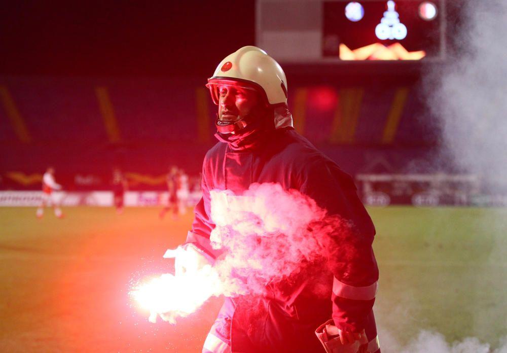 Europa League - Group K - GNK Dinamo Zagreb v ...