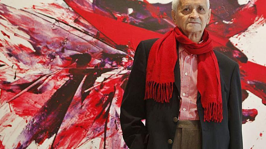 El pintor Luis Feito fallece a los 91 años