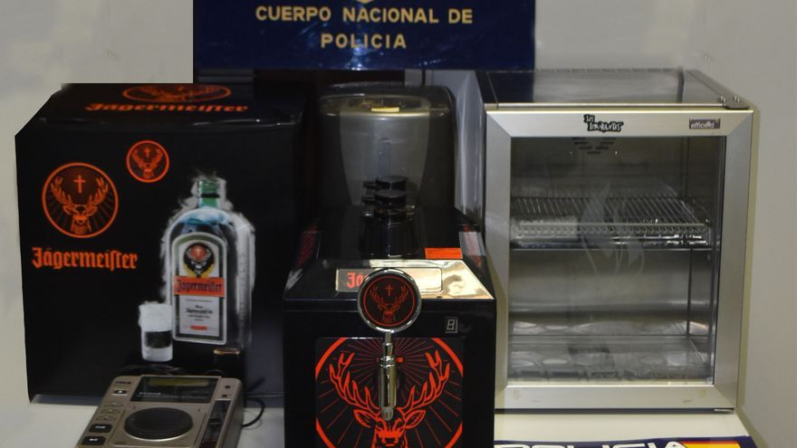 Dos detenidos por atracar y dormir en una discoteca de Gijón