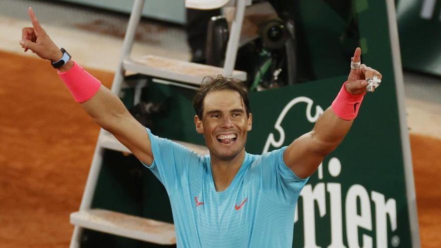 Rafael Nadal düpiert Djokovic und kürt sich zum wohl besten Tennispieler aller Zeiten