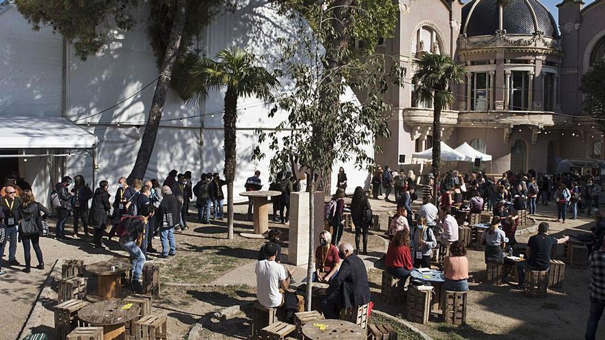 Els professionals valoren la centralitat i la presencialitat de la Fira Mediterrània