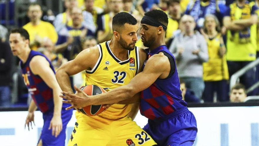 El Barcelona sufre pero se sobrepone al Alba Berlín