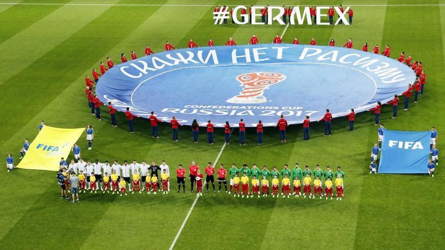 Alemania golea a México y jugará la final con Chile