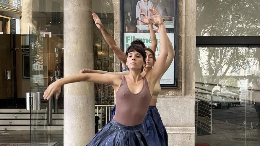 El Teatre Principal abre la temporada con 'Souvenir', una crítica a la saturación turística