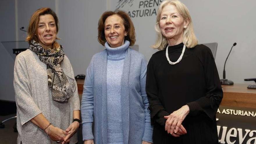 """García-Tamargo: """"Queremos que los jóvenes cantantes cumplan sus sueños"""""""
