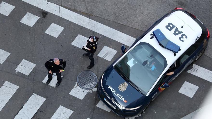 Dos jóvenes detenidos en Zaragoza por robar más de cien trasteros y huir en taxis