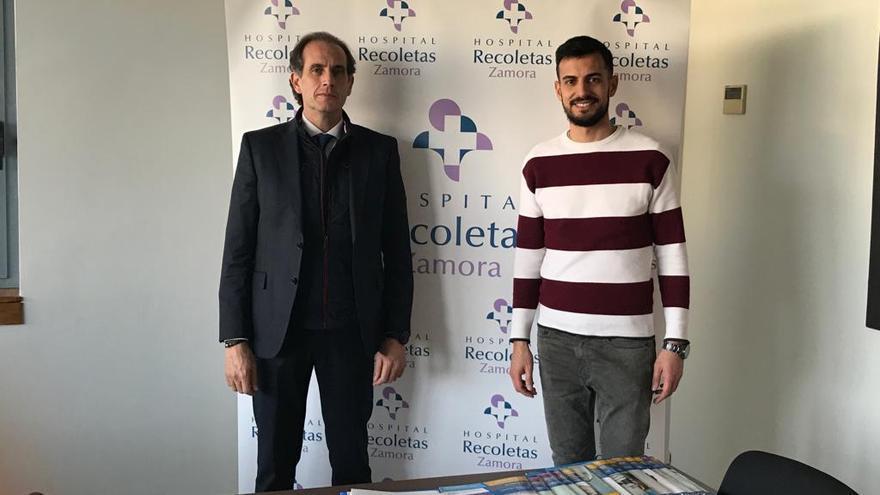 La Copa Futormes Zamora se llamará Hospital Recoletas