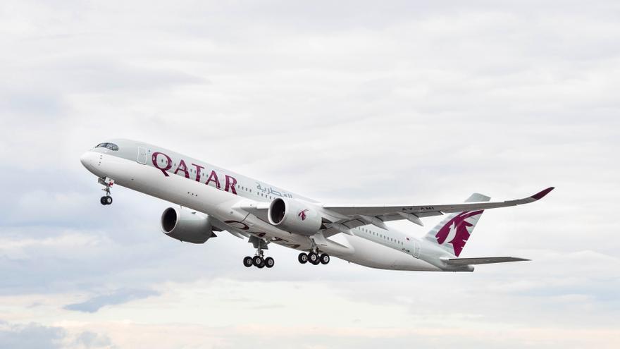 Qatar Airways reanuda la ruta a Málaga a partir del 2 de julio con vuelos los viernes y domingos
