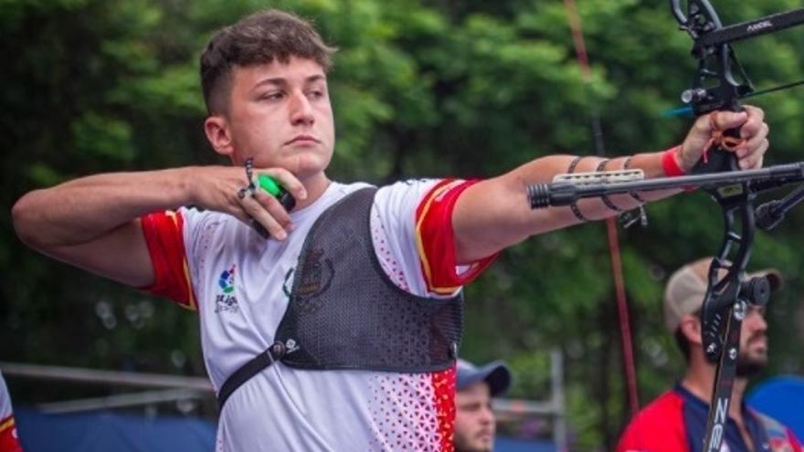 El arquero Daniel Castro dice adiós a los Juegos en primera ronda