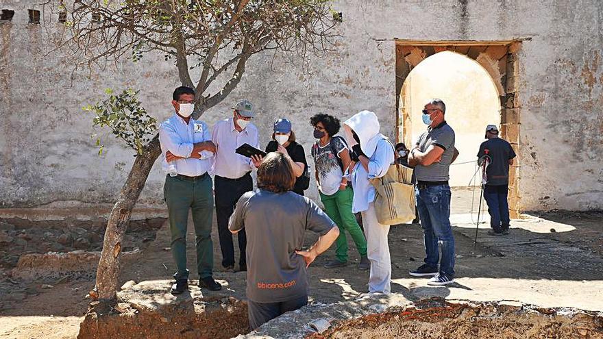 Patrimonio Cultural convoca a expertos en el Convento de San Buenaventura