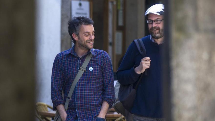 Ferreiro y Noriega se desmarcan en las municipales de la marca de Podemos, EU y Anova