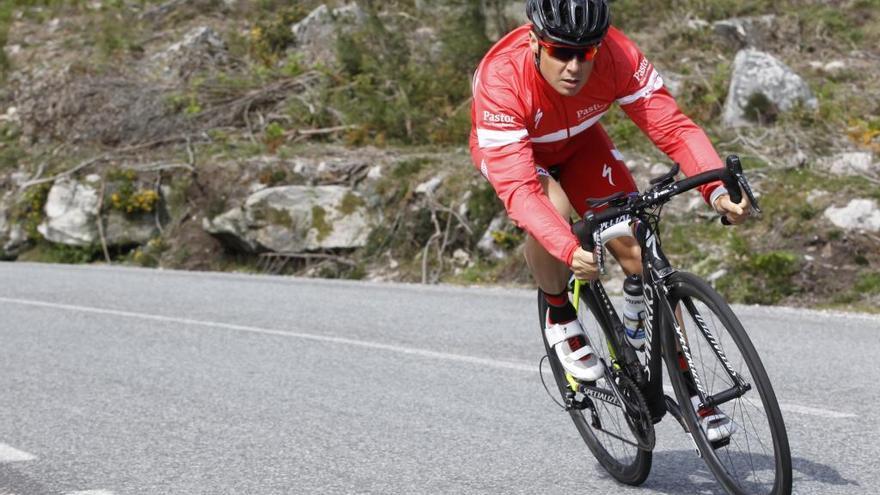 Se subasta una bicicleta de Gómez Noya para recaudar fondos
