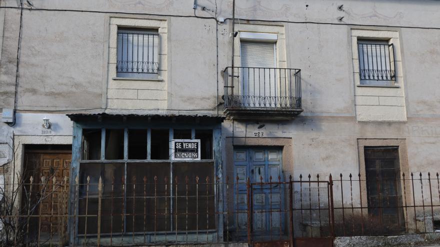 La compraventa de viviendas cayó un 12% en Zamora el pasado año