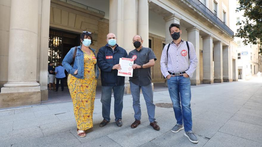 CCOO Aragón pide mantener el poder adquisitivo salarial e incrementar los salarios más bajos