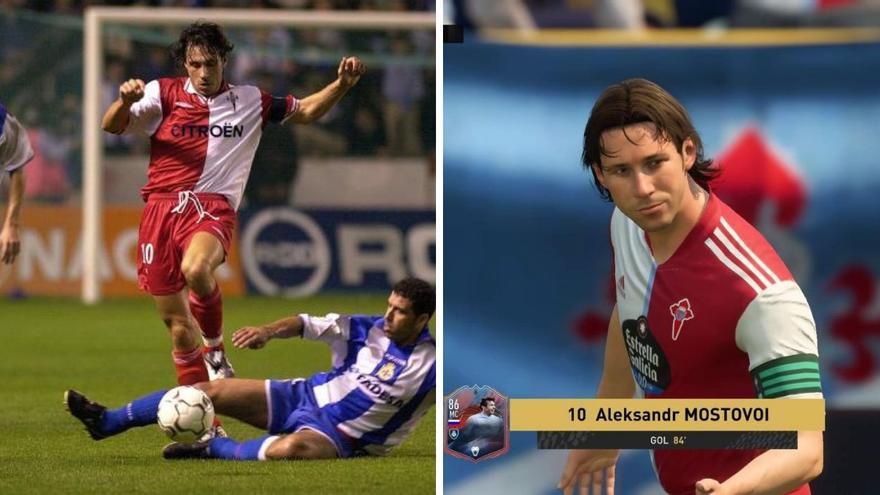 Mostovoi ya está disponible en el FIFA: así juega el Zar veinte años después