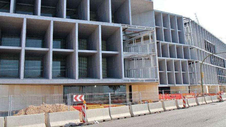 Millionen-Entschädigung nach Schneckentempo beim Bau des Kongresszentrums