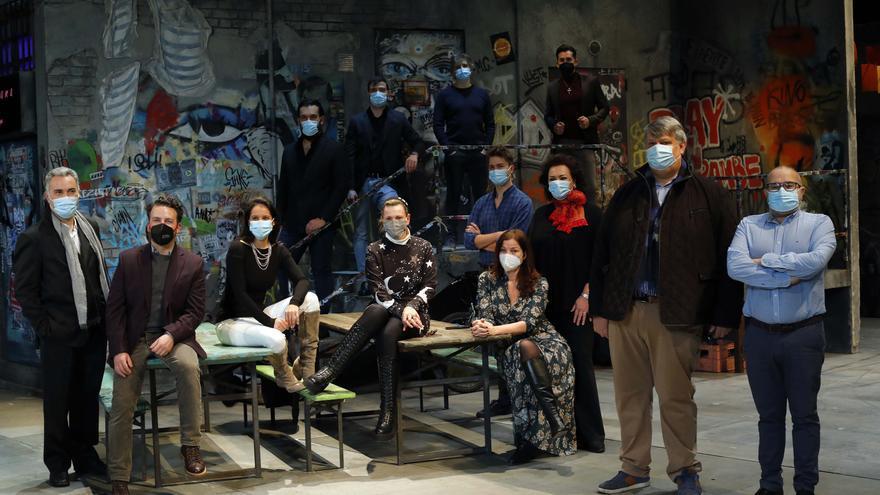 Les Arts retira de su temporada 'Tristan und Isolde' por la pandemia