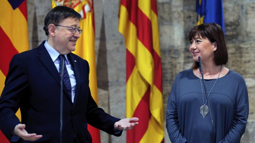 València y Balears. Primera cumbre