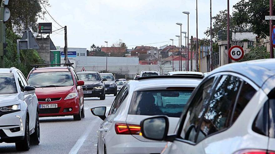 Vivir al borde del ruido del tráfico