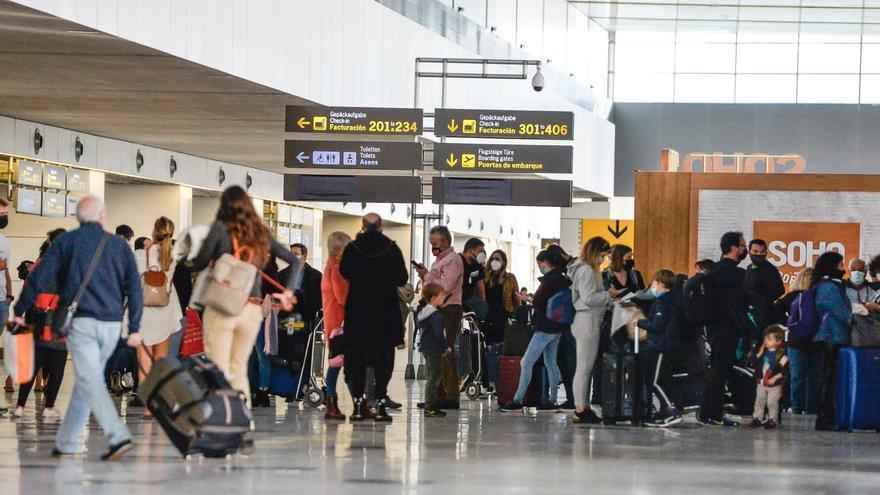 Retrasos en los vuelos por la huelga de Groundforce en Gran Canaria