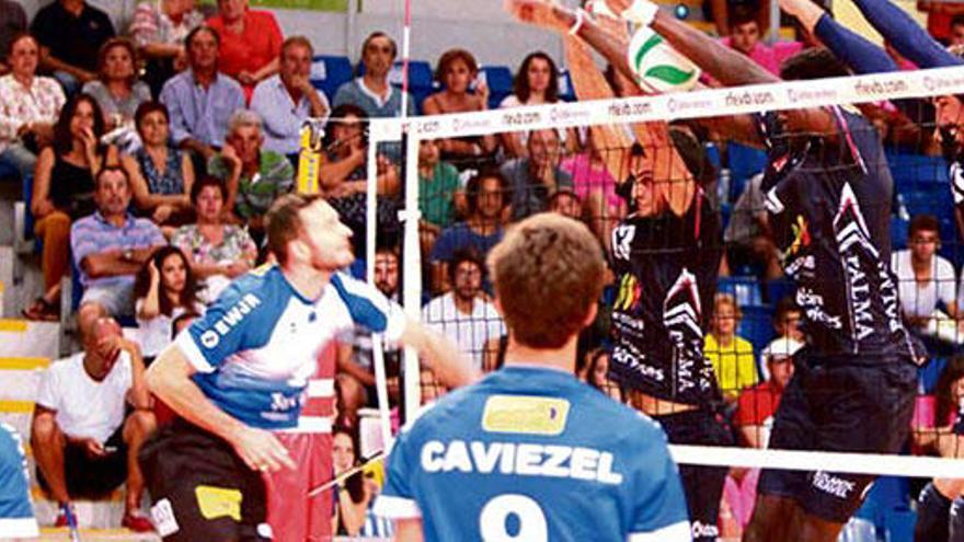 Urbia Palma startet in die neue Volleyballsaison